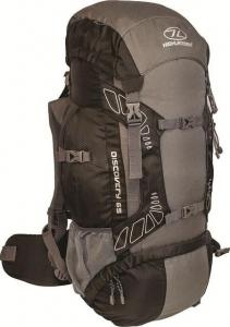 Highlander Discovery - Backpack 65 Liter Zwart