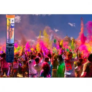 Holi Poeder Blauw In Shooter