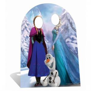 Stand In Cut-out Frozen