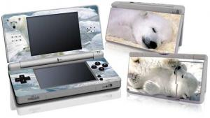 Sticker Skin DS Lite IJsbeer