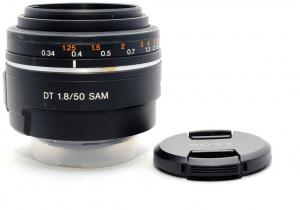 Sony 50mm F/1.8 SAM DT Occasion