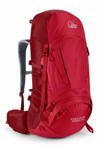 Lowe Alpine Cholatse ND - 60:70 L Small Dames Backpack Oxide / A