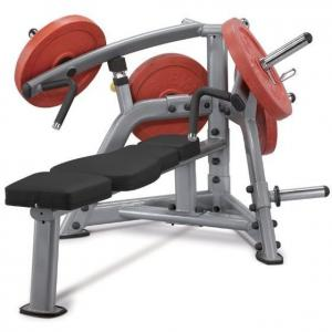 Steelflex Plate Loaded Flat Bench Halterbank