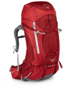 Osprey Ariel AG - 55l Dames -Picante Red