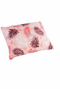 Nomad Travel Pillow 30x40 Print Rose