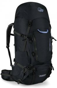 Lowe Alpine Cerro Torre ND - 60:80l Dames Backpack Black