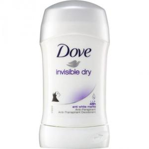 Dove Deodorant Stick Invisible Dry 40ml