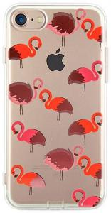 Flamingo Print IPhone Hoesje