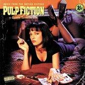 PULP FICTION + COUPON FOR MP3 DOWNLOAD OF THE ALBUM. OST Vinyl L