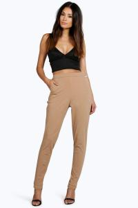 Carmilla Scuba Skinny Pocket Trousers