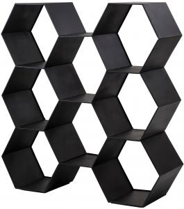 Open Kast Comb Black - Zwart Kare Design