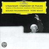 Symphony Of Psalms Etc