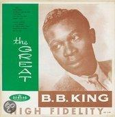 GREAT B.B. KING. Audio CD KING