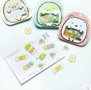 Cute Sumikko Gurashi Diary Label Stickers Pack Decorative Mobile