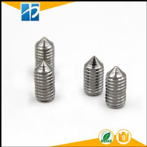 20 PC/lot DIN914 SUS304 M5M6M8 *L=45~50 Stainless Steel Cone Poi