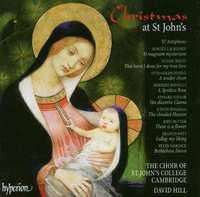 Christmas At St Johns Cambridge (0034571175768)