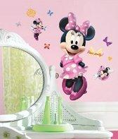 Minnie Mouse Muurstickers How Pretty RoomMates