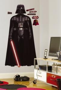 Star Wars: Classic Vader Wall Decals