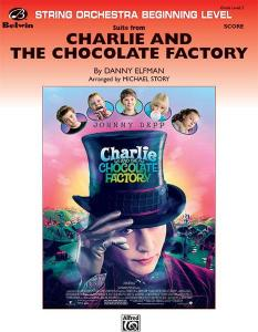Suite From Charlie And The Chocolate Factory