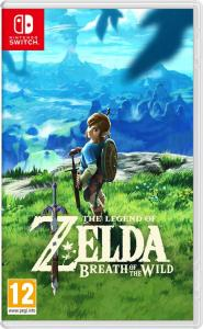 The Legend Of Zelda: Breath Wild (0045496420055)