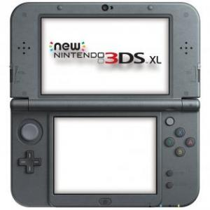 Nintendo New 3DS XL HW Metallic Black