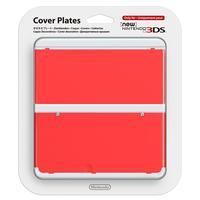 Nintendo New 3DS Cover 018 Rood