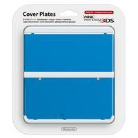 Nintendo New 3DS Cover 020 Blauw