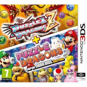 Nintendo Puzzle + Dragons Z Super Mario Bros. Edition 3DS 222964