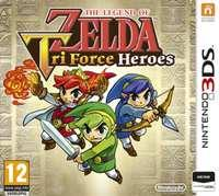 Nintendo The Legend Of Zelda Tri Force Heroes 3DS 2230448