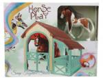 Horse Play Build A Stable
