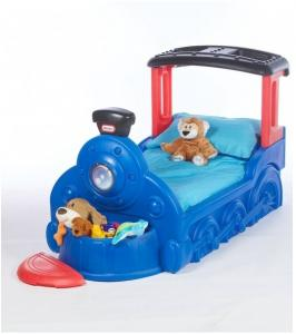 Little Tikes Choo Peuter Bed