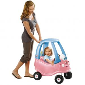 Little Tikes Prinses Duw/Loopauto Roze