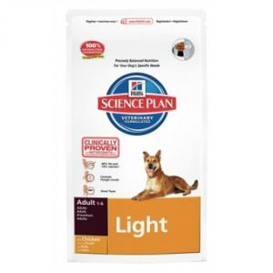 Hill Canine Adult Light Kip 12 Kg