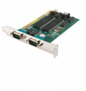 StarTech.com 2 Port ISA RS232 Serial Adapter Card With 16550 UAR