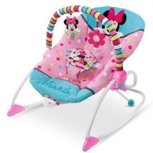 Bright Starts Baby Minnie Mouse Rocker Wipstoel