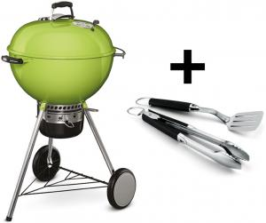 Weber Master Touch GBS Edition 57 Cm Spring Green