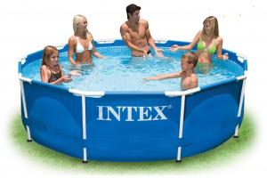 Intex Metal Frame Pool 305x76 Zonder Pomp
