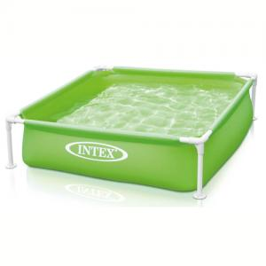 Intex 57172NP Mini Frame Pool Geel 122x122cm