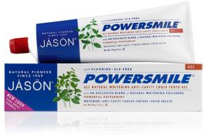 Jason Tandpasta Power Smile Whitening CoQ10