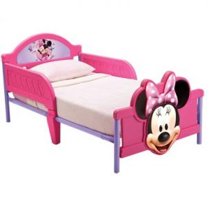 Peuterbed Minnie Mouse 3D