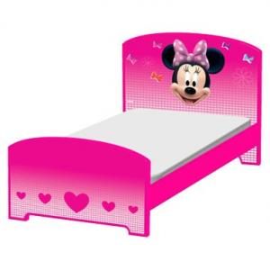 Minnie Mouse Bed Hout