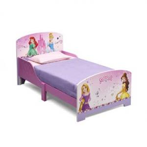 Disney Princess BB87007PS Houten Peuterbed