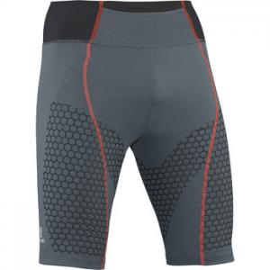 Broeken / Pantalons Salomon Exo Slab Short Tight