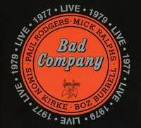 Bad Company - Live In Concert 1977 & 1979 | CD