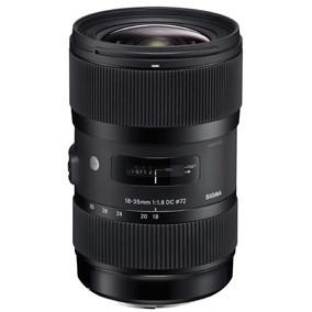 Sigma 18-35mm F1.8 DC HSM Art Sony