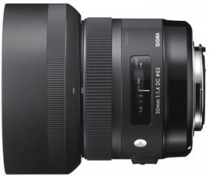 Sigma ART 30mm F/1.4 DC HSM Lens - Canon Mount