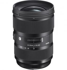 Sigma 24-35mm F/2.0 DG HSM Art Canon