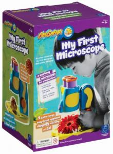 GeoSafari Jr. My First Microscope Learning Resources