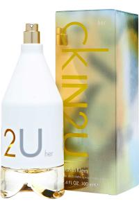 Calvin Klein Eau De Toilette - In2u For Her 100ml