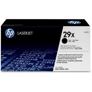 HP 29X Originele High-capacity Zwarte LaserJet Tonercartridge C4
